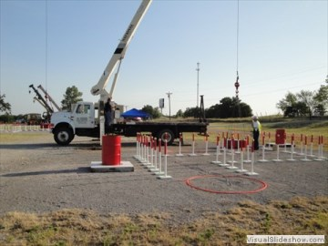 OECP Boom Truck Practical Test